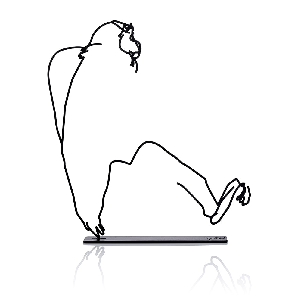Wanetik-Art-Guenon-Monkey