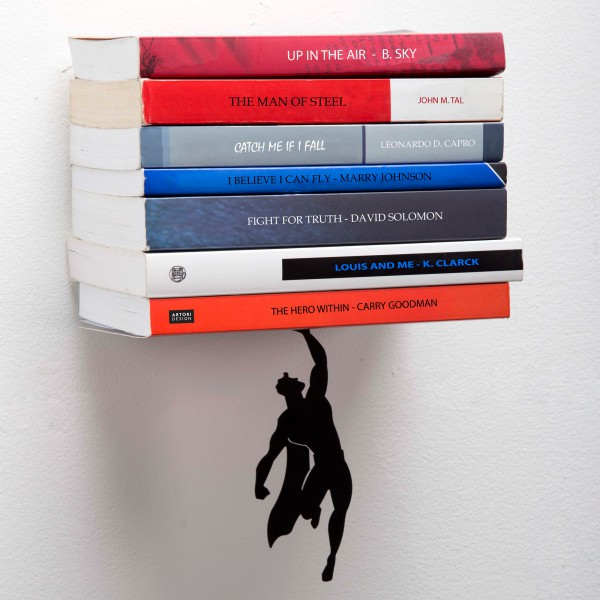 Supershelf - Floating Bookshelf