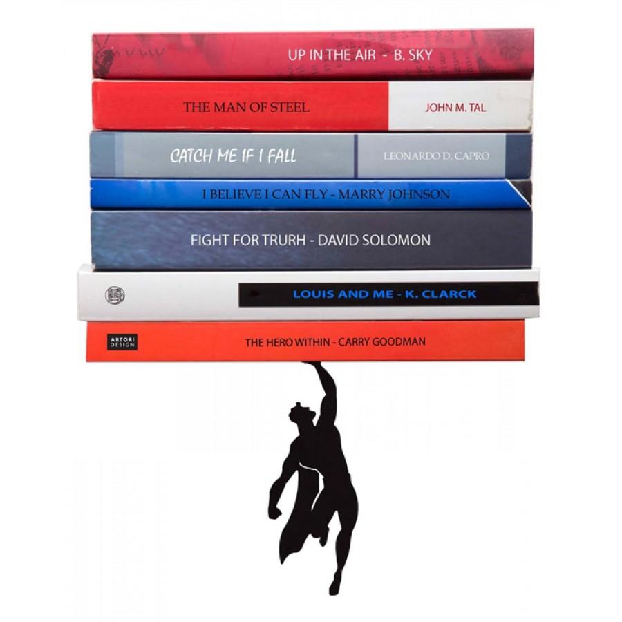 Supershelf - Floating Bookshelf by Artori Design - Cool Gifts