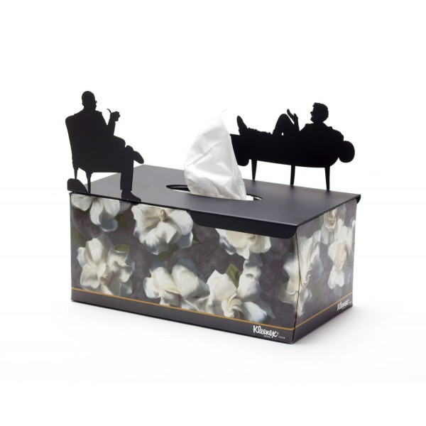In Treatment Tissue Box Cover