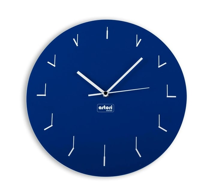 Clocks Within a Clock - Blue