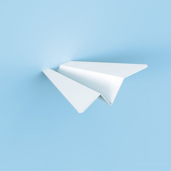Paper Planes Set of three Wall Hangers
