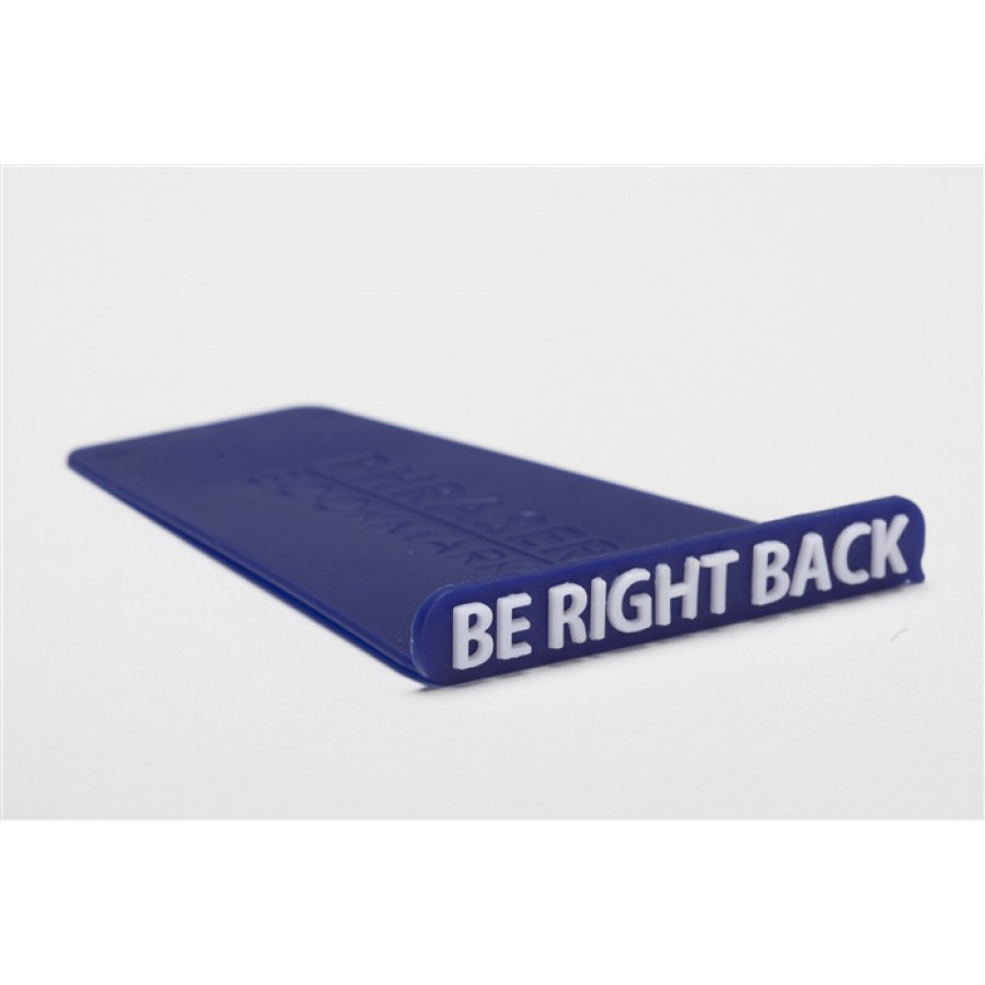 """Phraser - """"Be Right Back"""" - Blue"""