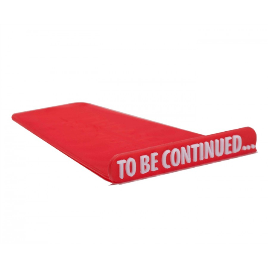 """Phraser - """"To Be Continued.."""" - Red"""