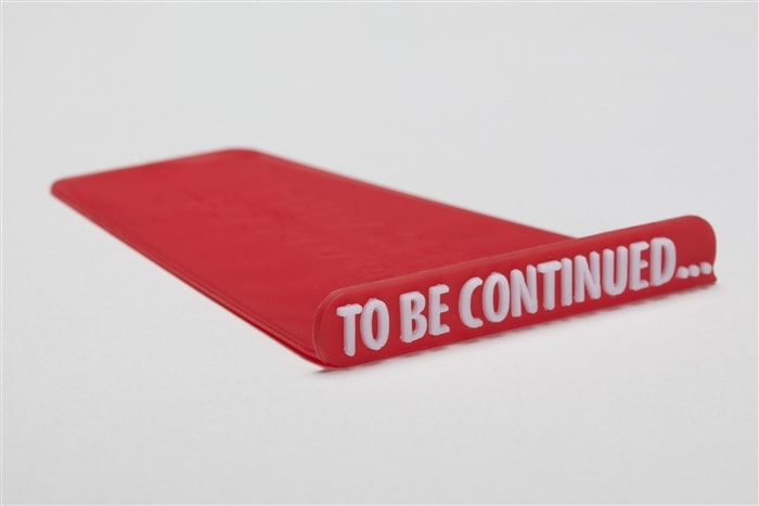 "Phraser - ""To Be Continued.."" - Red"