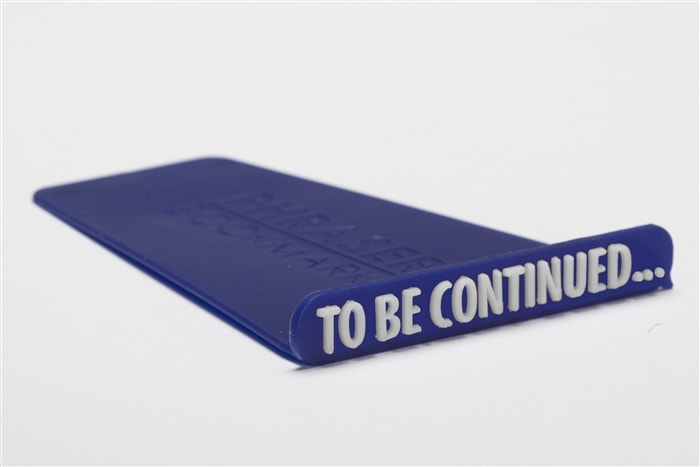"Phraser - ""To Be Continued.."" - Blue"