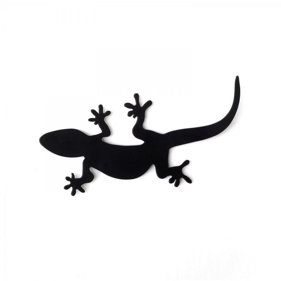 Gecko Rack - Black Metal Hanger