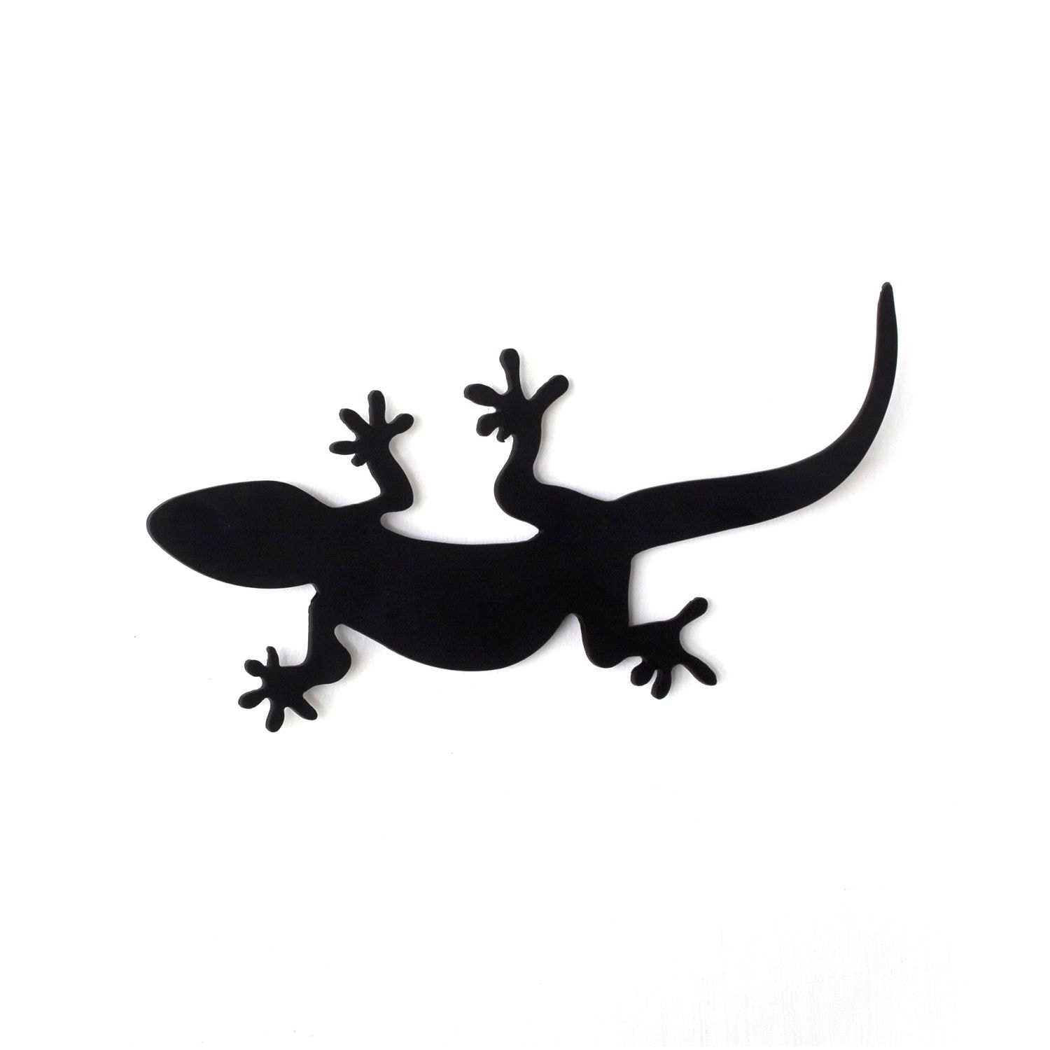 Gecko Rack - Black Metal Hanger