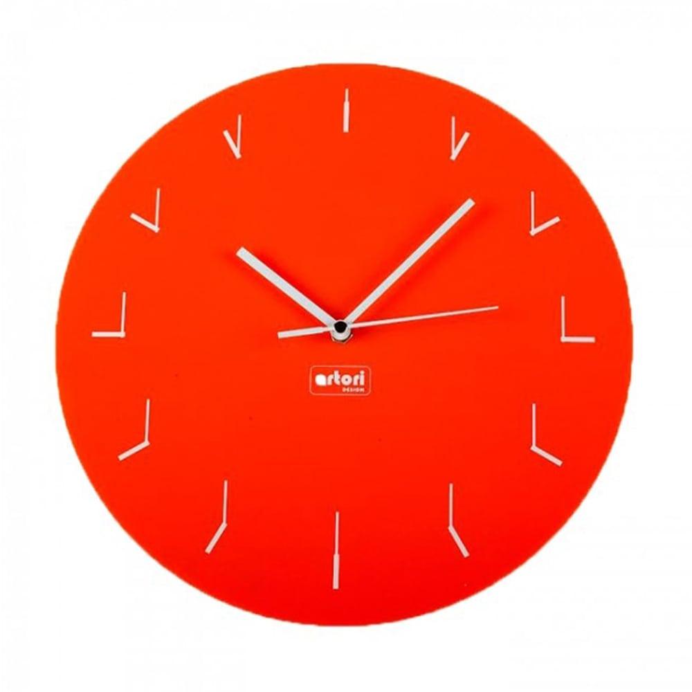 Clocks Within a Clock - Orange