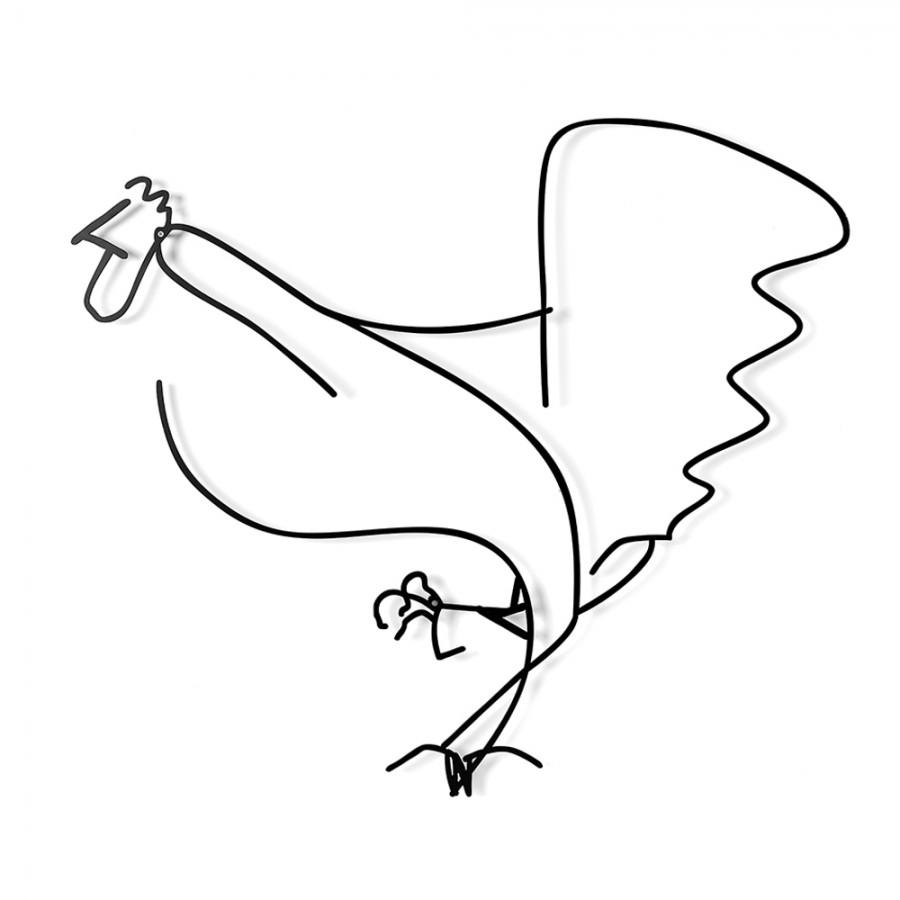 Wanetik Art - Cock