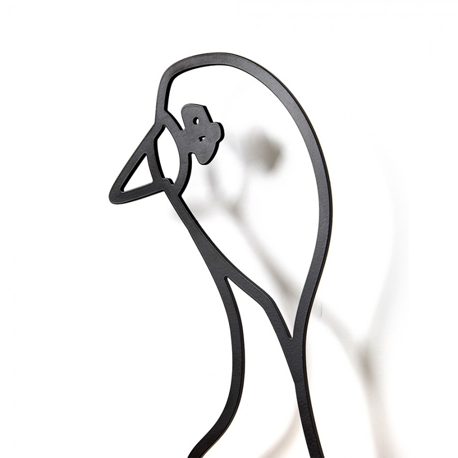 Wanetik Art - Goose Sculpture